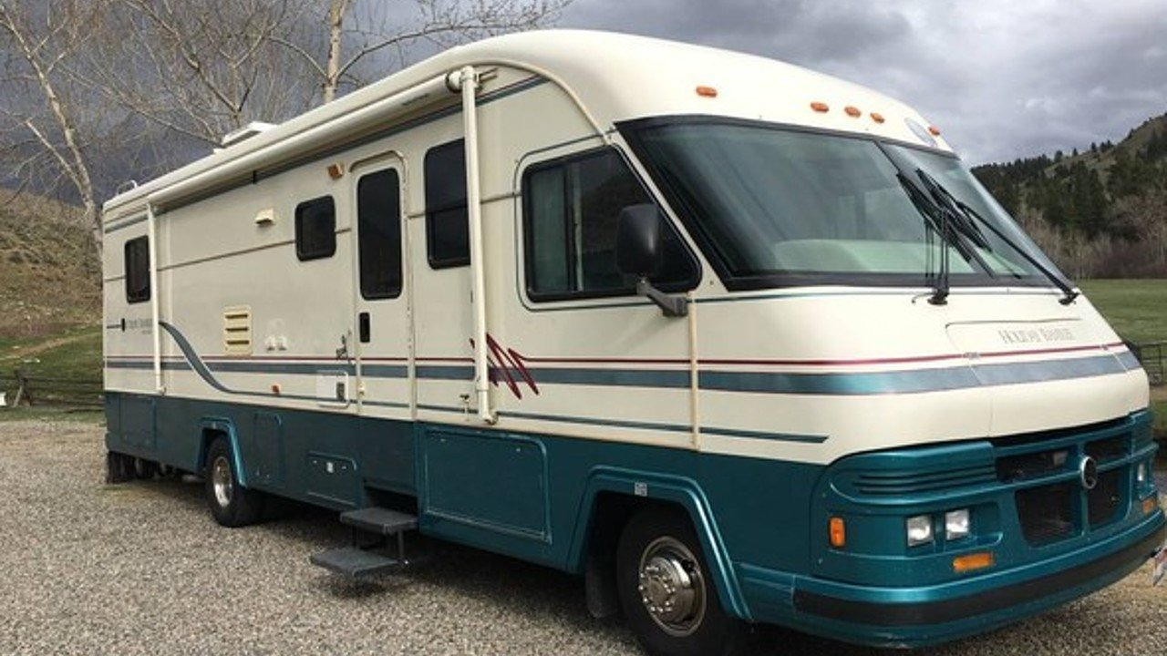 1996 Holiday Rambler Vacationer for sale 300133804