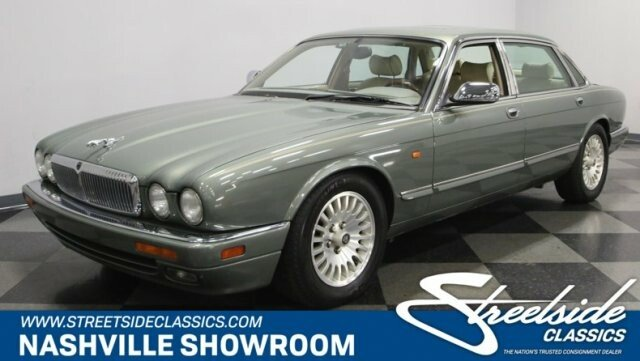 Delightful 1996 Jaguar XJ Vanden Plas For Sale 100980933