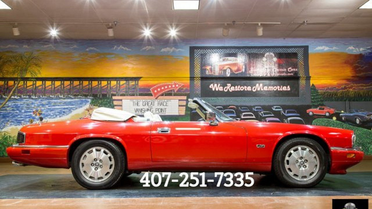1996 Jaguar XJS V6 Convertible for sale 100904790