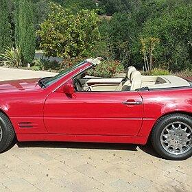 1996 Mercedes-Benz SL500 for sale 100758596