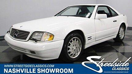 1996 Mercedes-Benz SL500 for sale 100988466