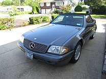 1996 Mercedes-Benz SL600 for sale 100976001