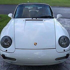 1996 Porsche 911 Cabriolet for sale 100771798