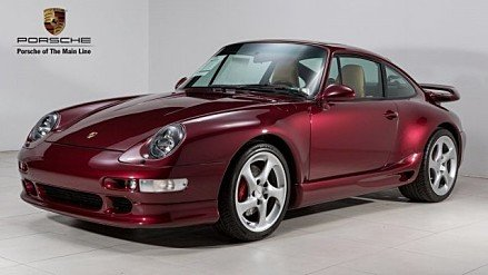 1996 Porsche 911 Turbo Coupe for sale 100858035