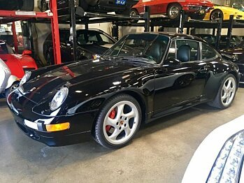 1996 Porsche 911 Turbo Coupe for sale 100907921