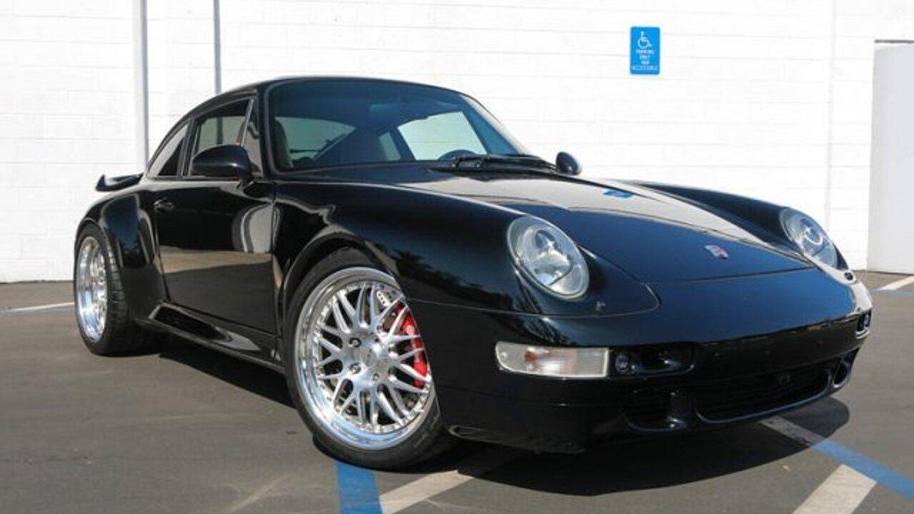 1996 porsche 911 turbo coupe for sale 100915167