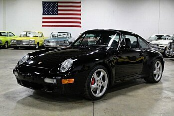 1996 Porsche 911 Coupe for sale 100926008