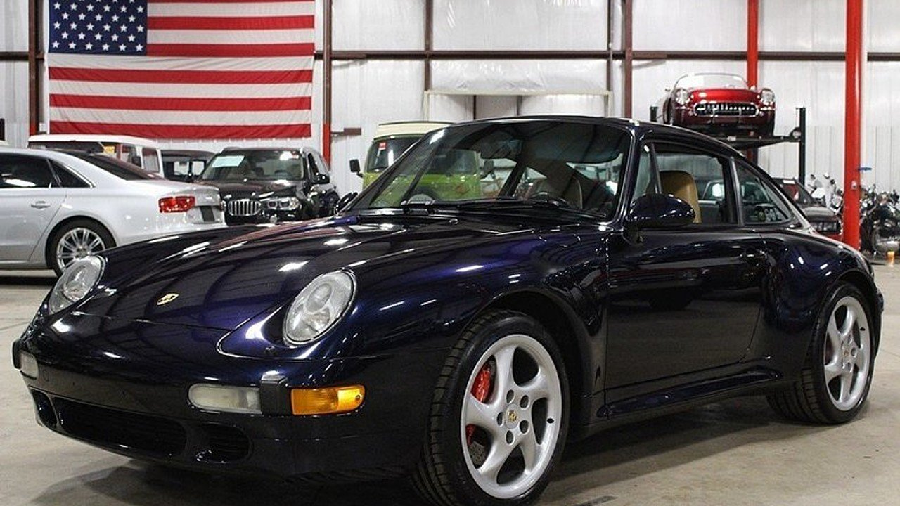 1996 Porsche 911 Coupe for sale 100967546