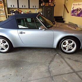 1996 Porsche 911 Cabriolet for sale 100849330