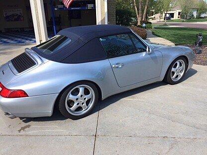 1996 Porsche 911 Cabriolet for sale 101036926
