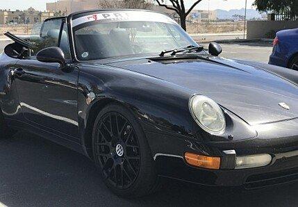 1996 Porsche 911 Cabriolet for sale 100904419