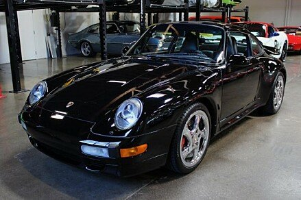 1996 Porsche 911 Turbo Coupe for sale 100907921
