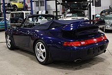1996 Porsche 911 Cabriolet for sale 100943227