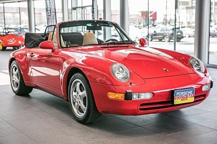 1996 Porsche 911 Cabriolet for sale 100967319