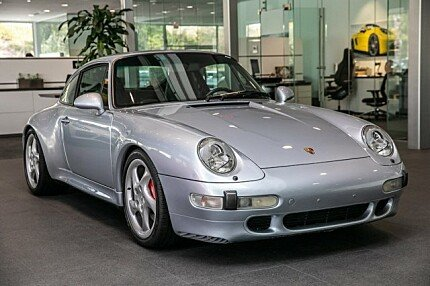 1996 Porsche 911 Coupe for sale 100976931