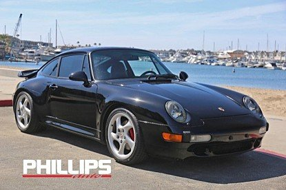 1996 Porsche 911 Turbo Coupe for sale 100985926