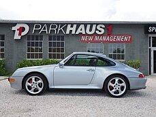 1996 Porsche 911 Coupe for sale 101010151