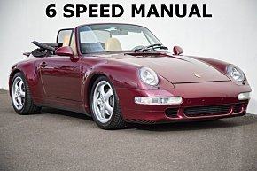 1996 Porsche 911 Cabriolet for sale 101036250