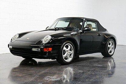 1996 Porsche 911 Cabriolet for sale 101048651