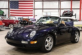 1996 Porsche 911 Cabriolet for sale 101049531