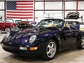 1996 Porsche 911 Cabriolet for sale 101049531