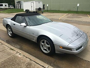 1996 chevrolet Corvette Convertible for sale 100989546
