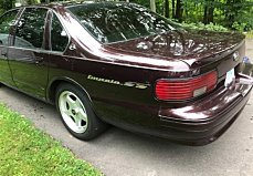 1996 chevrolet Impala for sale 101011465