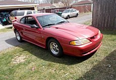 1996 ford Mustang for sale 100988725