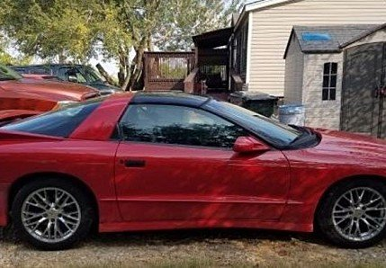 1996 pontiac Firebird Coupe for sale 100895111