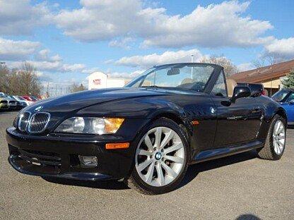 1997 BMW Z3 2.8 Roadster for sale 100974643