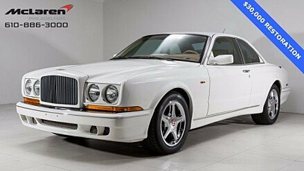 1997 Bentley Continental T Coupe for sale 100913560