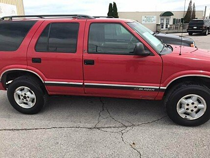 1997 Chevrolet Blazer 4WD 4-Door for sale 100864789
