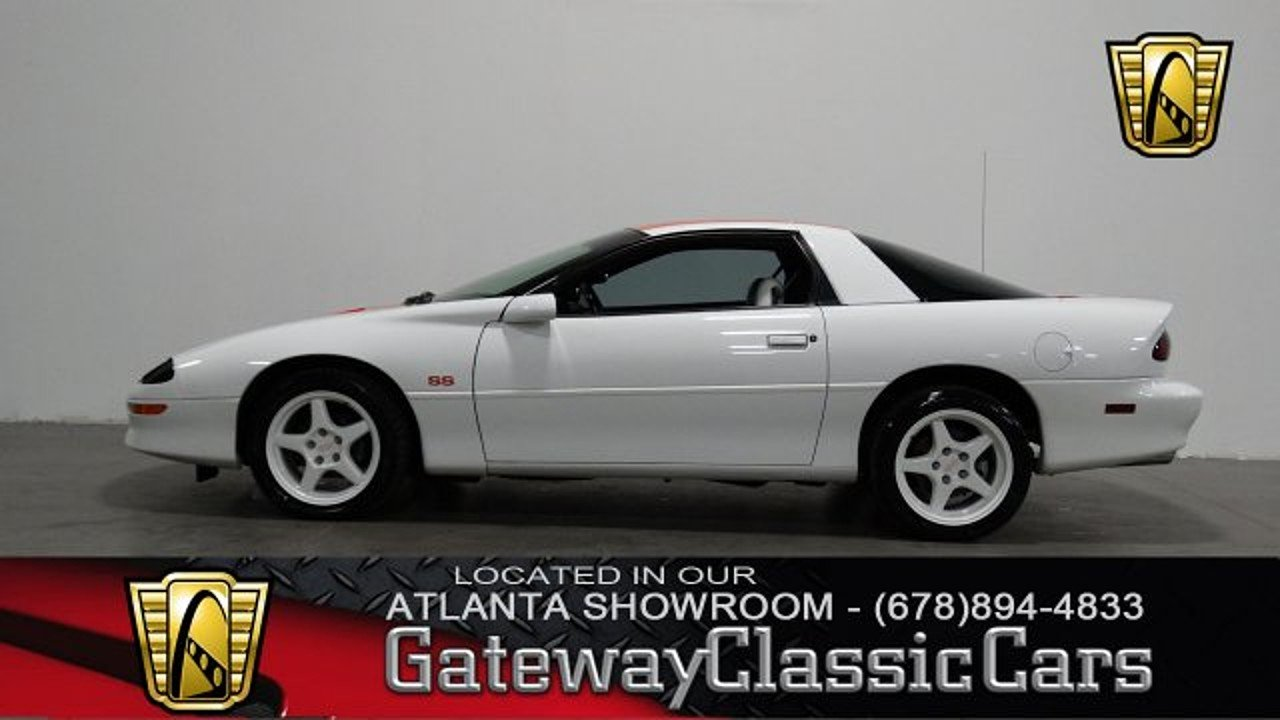1997 Chevrolet Camaro Z28 Coupe for sale 100861801