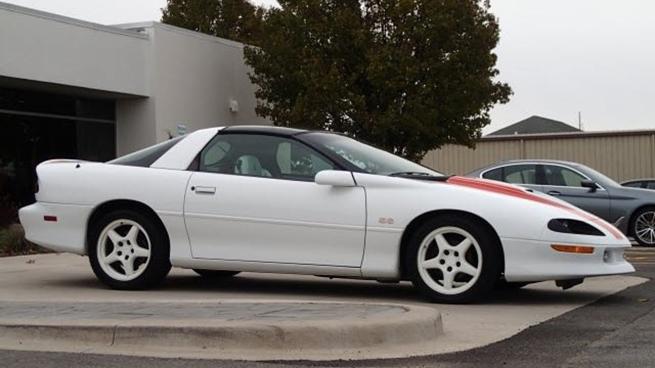 1997 Chevrolet Camaro Z28 Coupe for sale 100985159