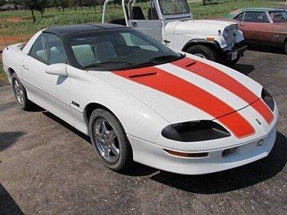 1997 Chevrolet Camaro Z28 Coupe for sale 100721324