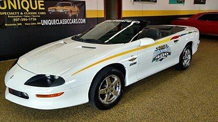1997 Chevrolet Camaro Z28 Convertible for sale 100878514