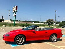 1997 Chevrolet Camaro SS Convertible for sale 100894518