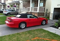 1997 Chevrolet Camaro for sale 100896653