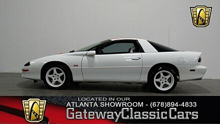 1997 Chevrolet Camaro Z28 Coupe for sale 100920125