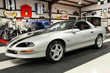 1997 Chevrolet Camaro Z28 Coupe for sale 100926576