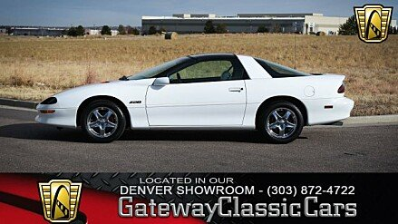 1997 Chevrolet Camaro Z28 Coupe for sale 100950668