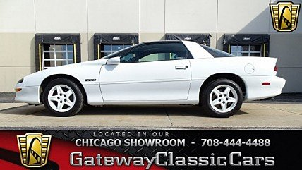 1997 Chevrolet Camaro Z28 Coupe for sale 100973535