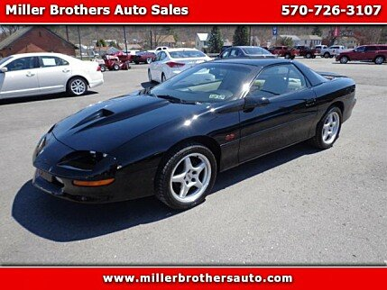 1997 Chevrolet Camaro Z28 Coupe for sale 100981198