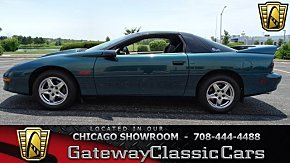 1997 Chevrolet Camaro Z28 Coupe for sale 101005936