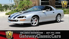 1997 Chevrolet Camaro Z28 Coupe for sale 101013306