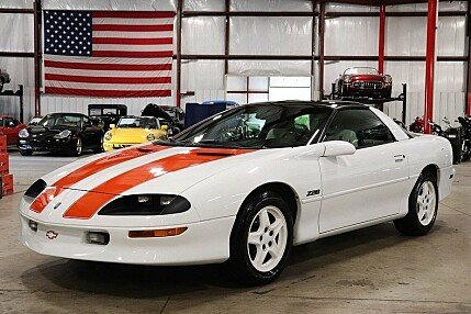 1997 Chevrolet Camaro Z28 Coupe for sale 101030990