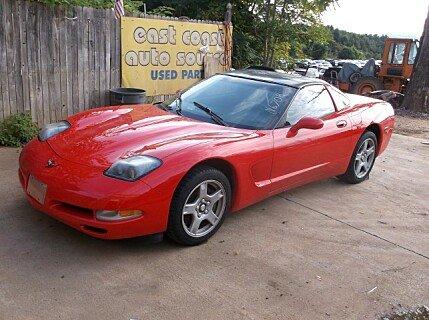 1997 Chevrolet Corvette Coupe for sale 100291781