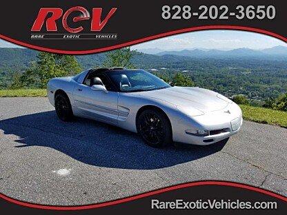 1997 Chevrolet Corvette Coupe for sale 100942659