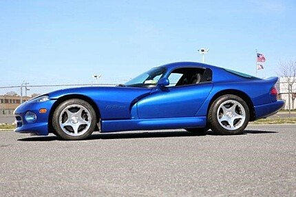 1997 Dodge Viper GTS Coupe for sale 100756364