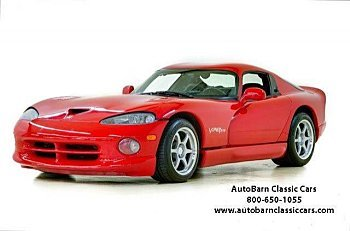 1997 Dodge Viper GTS Coupe for sale 100767862